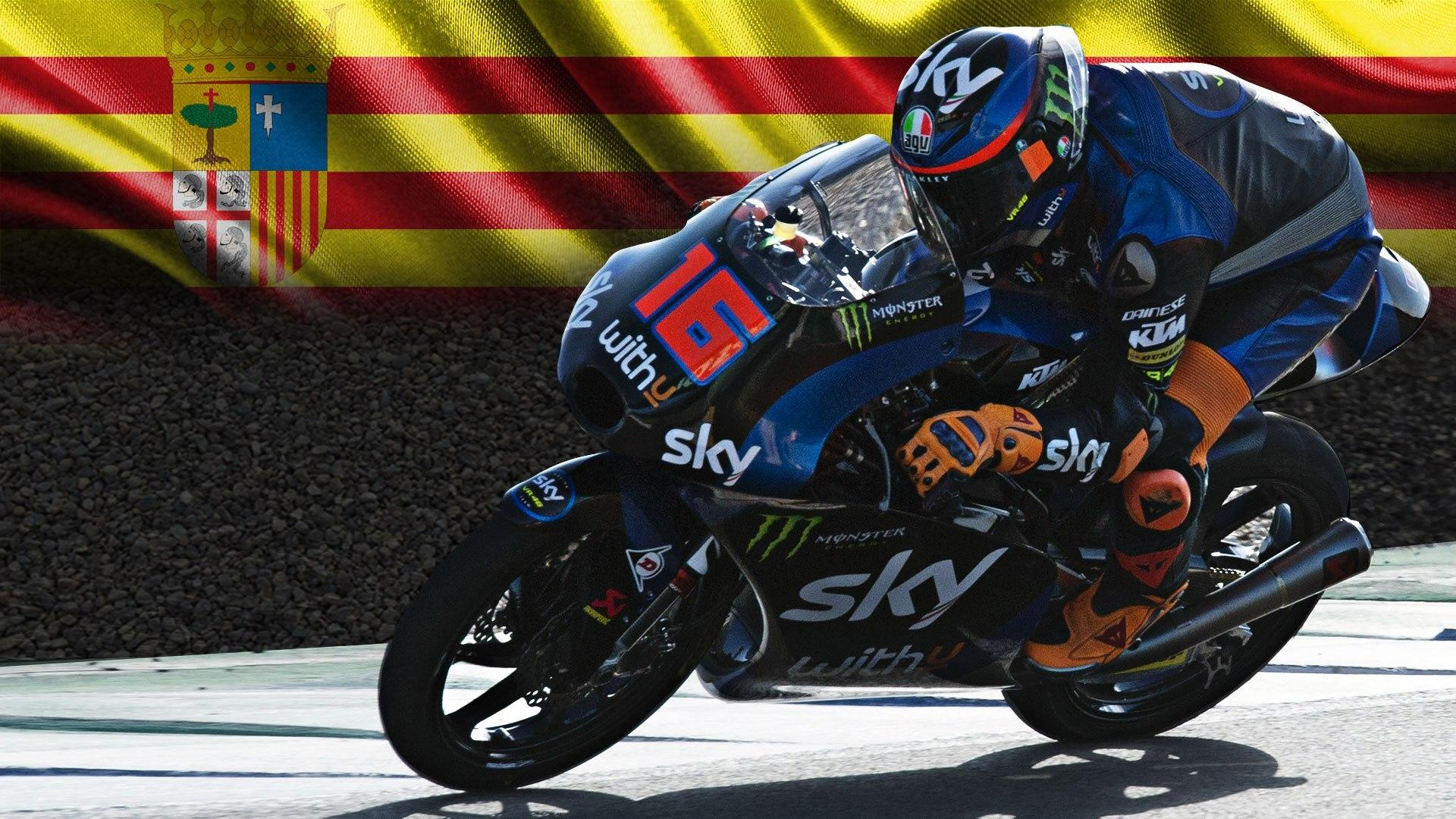 Sky Sport Uno Moto3 Gara: GP Aragona  (diretta)