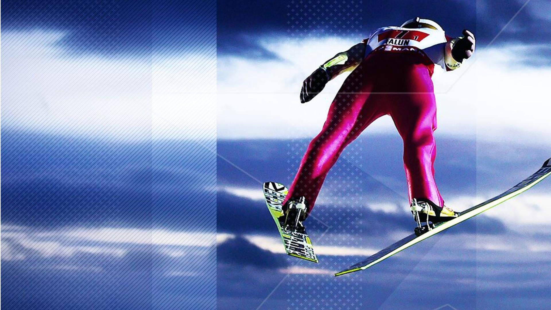 Eurosport HD Salto con sci: Coppa del Mondo