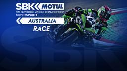 Australia. Race