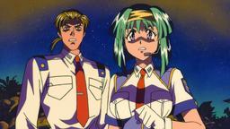 Ryo: violenta! Brava! Al verde!