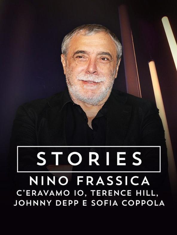 Stories - Nino Frassica. C'eravamo io, Terence Hill...