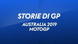 Australia. Phillip Island 2019. MotoGP