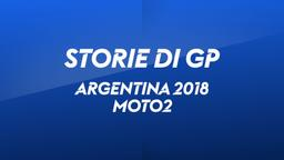 Argentina 2018. Moto2