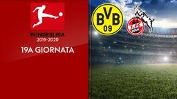 Borussia D. - Colonia. 19a g.