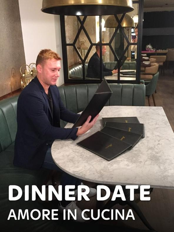 S7 Ep4 - Dinner Date - Amore in cucina