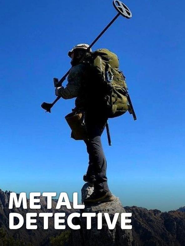 S1 Ep5 - Metal Detective