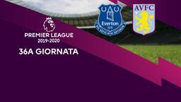Everton - Aston Villa. 36a g.
