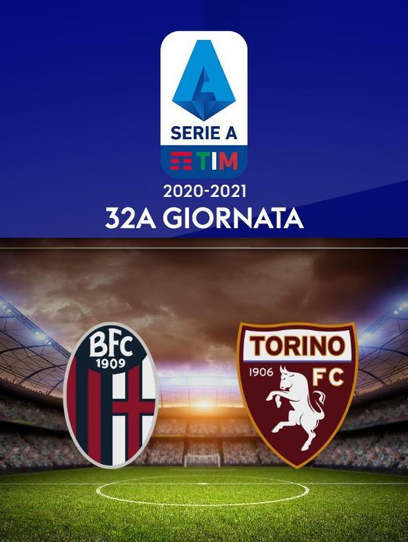 Bologna - Torino. 32a g.