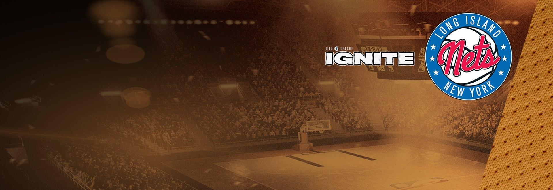 G League Ignite - Long Island Nets