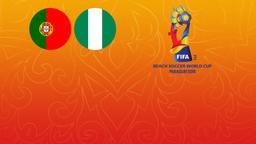 Portogallo - Nigeria
