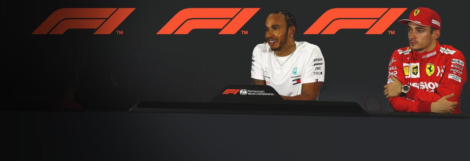 Conferenza Stampa Piloti F1