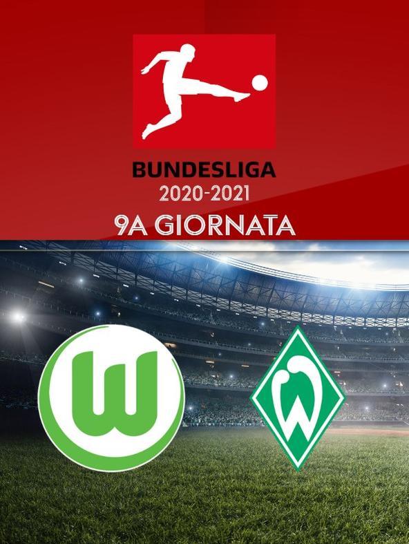 Wolfsbur - Werder Brema   (diretta)