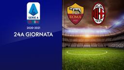 Roma - Milan. 24a g.
