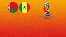 Bielorussia - Senegal