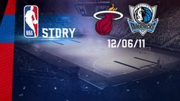 Miami - Dallas 12/06/11. Finale Gara 6