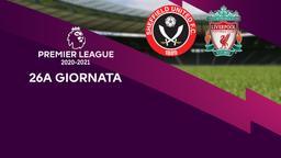 Sheffield United - Liverpool. 26a g.