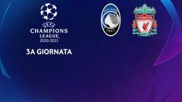 Atalanta - Liverpool. 3a g.
