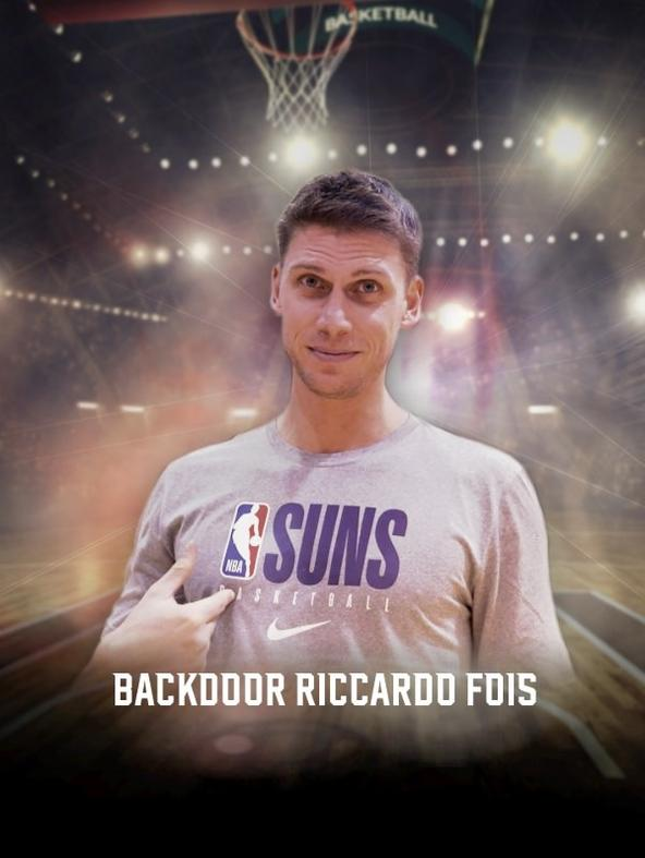 Backdoor - Riccardo Fois