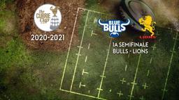 Bulls - Lions. 1a semifinale