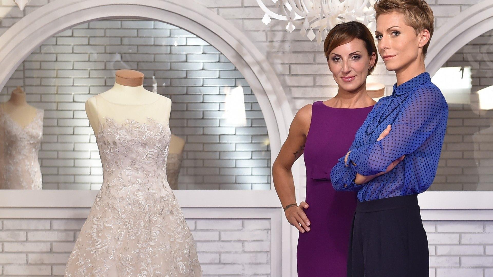 Sky Uno +1 HD Chi veste la sposa? Mamma vs. suocera