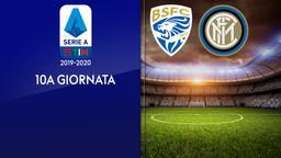 Brescia - Inter. 10a g.