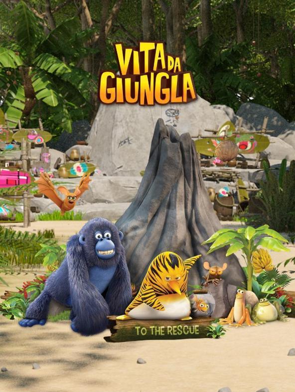 Vita da giungla