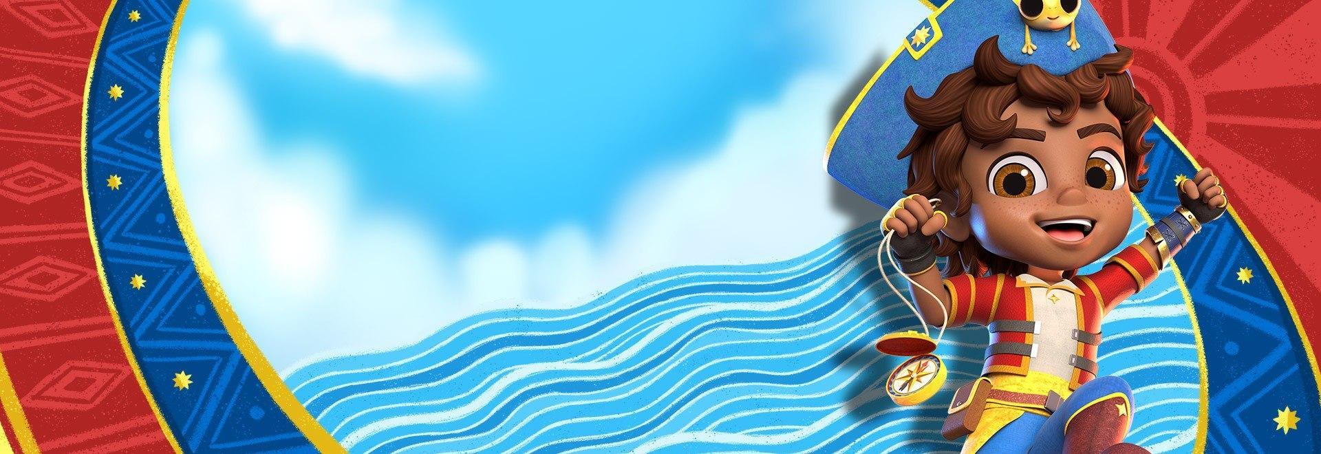 La tromba di Tritone / L'incantesimo della piccola pirata