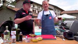 Giannico De Rizzo: straccetti di manzo al curry