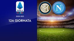 Inter - Napoli. 12a g.
