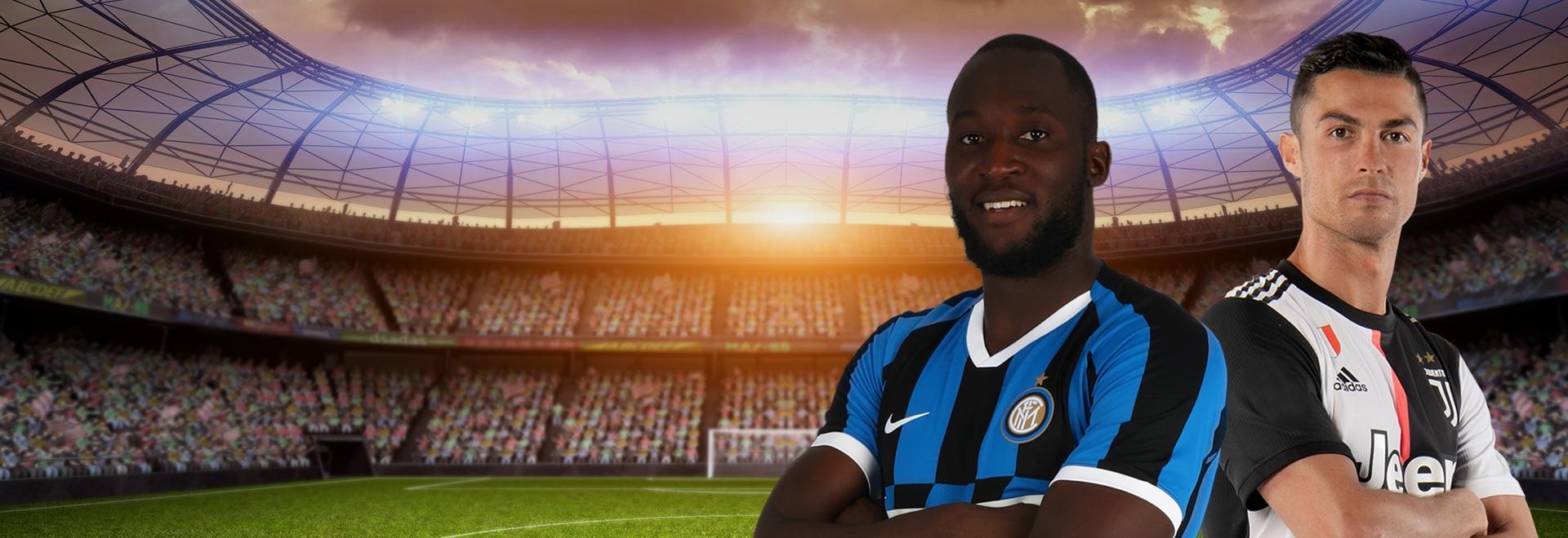 Inter - Juventus. 7a g.