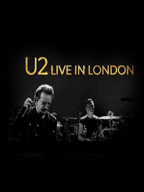 U2 - Live in London