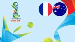 Francia - Australia. Ottavi