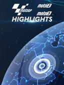 Highlights Moto2-Moto3-MotoGP