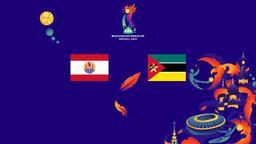 Tahiti - Mozambico