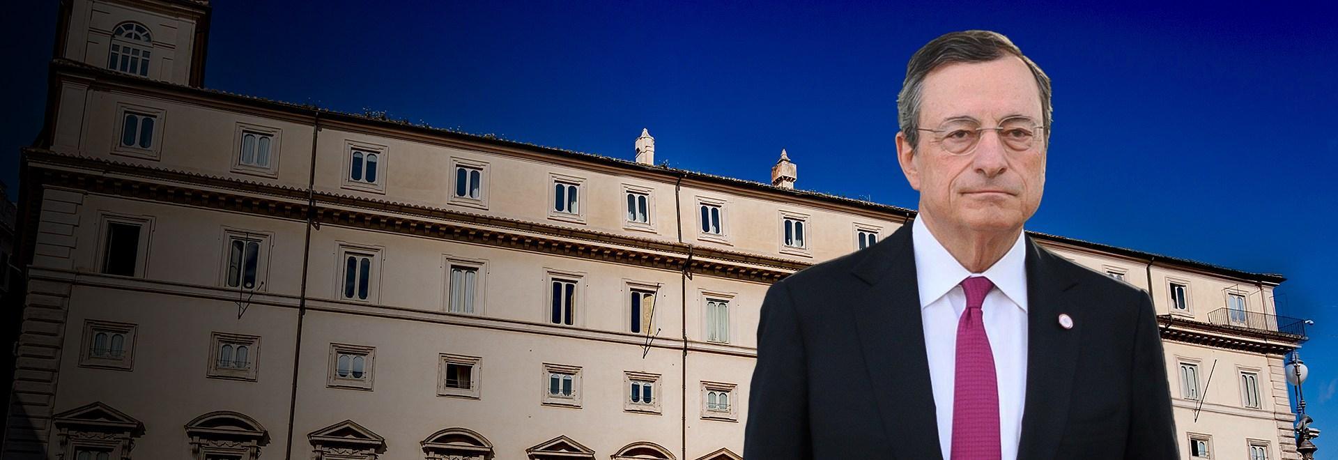 La scelta di Draghi