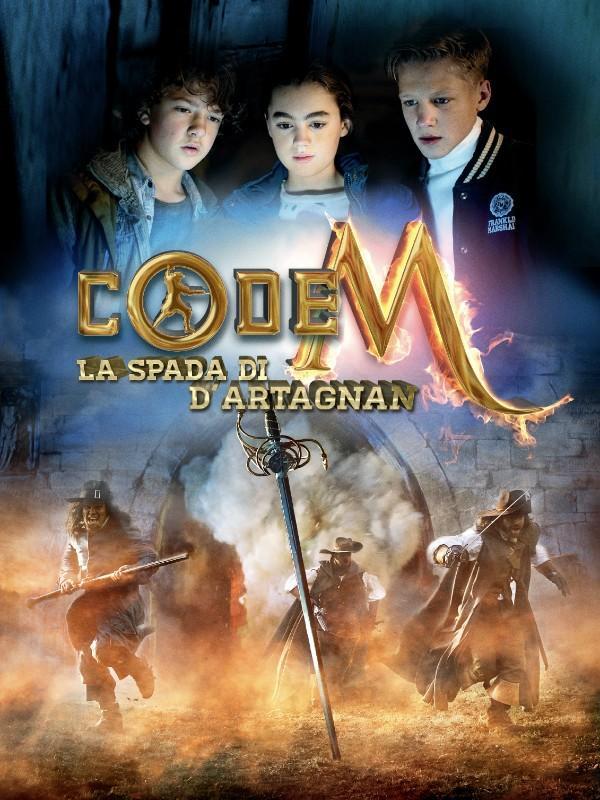 Code M - La spada di D'artagnan   Sky