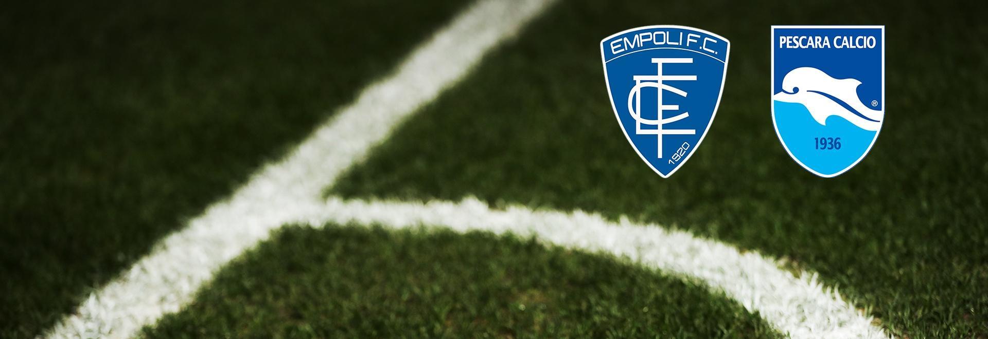 Empoli - Pescara. 12a g.
