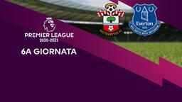 Southampton - Everton. 6a g.