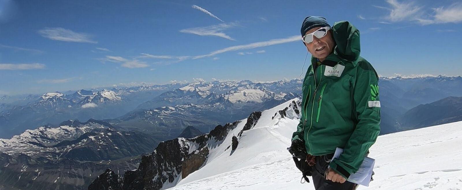 Skiing - la poire