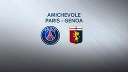Paris - Genoa