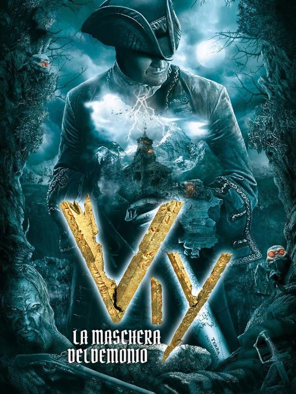 Viy - La maschera del demonio