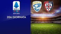 Brescia - Cagliari. 20a g.