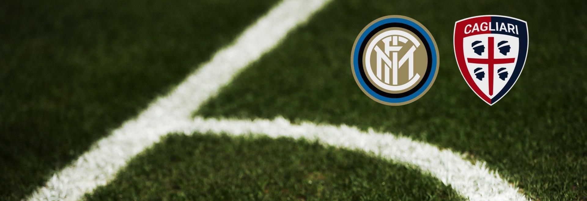Inter - Cagliari. 30a g.