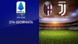 Bologna - Juventus. 27a g,