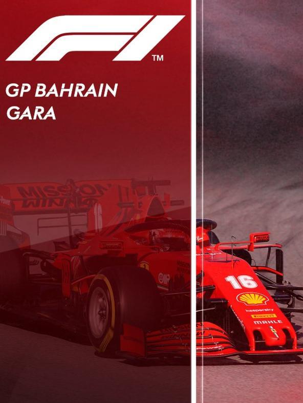 GP Bahrain. Gara