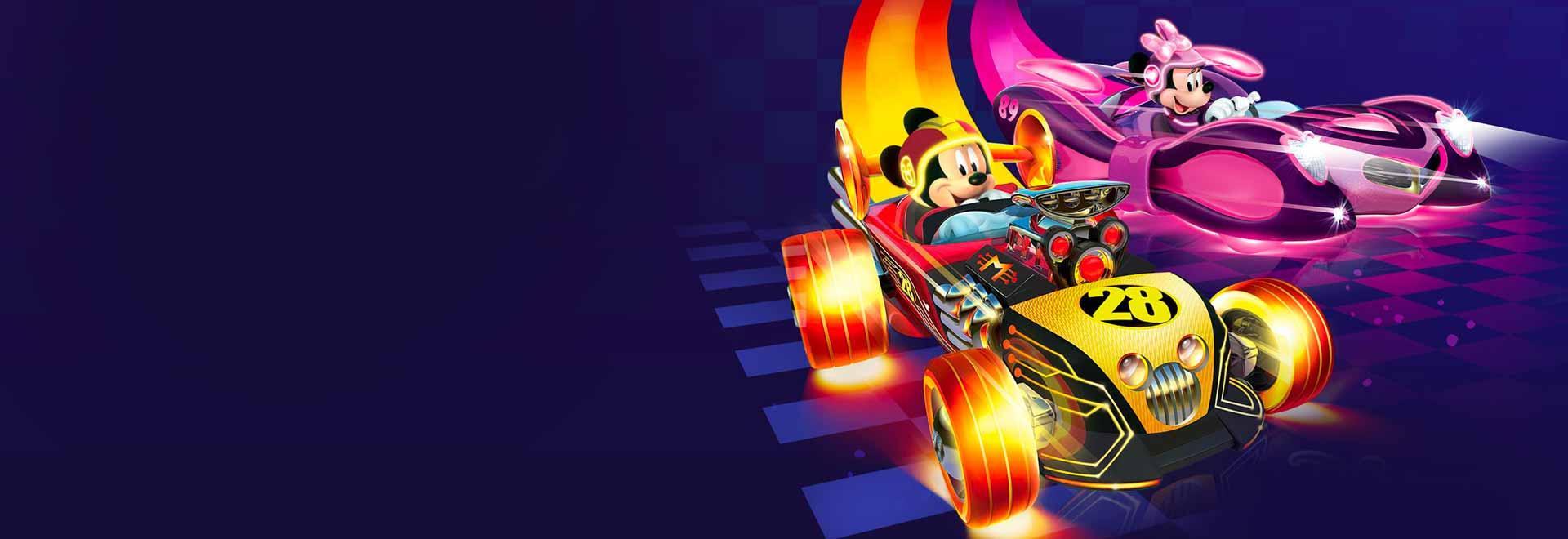 Super-Sprint! / Super-Sprint: corsa contro il mostro