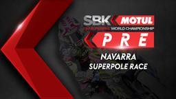 Navarra Superpole Race