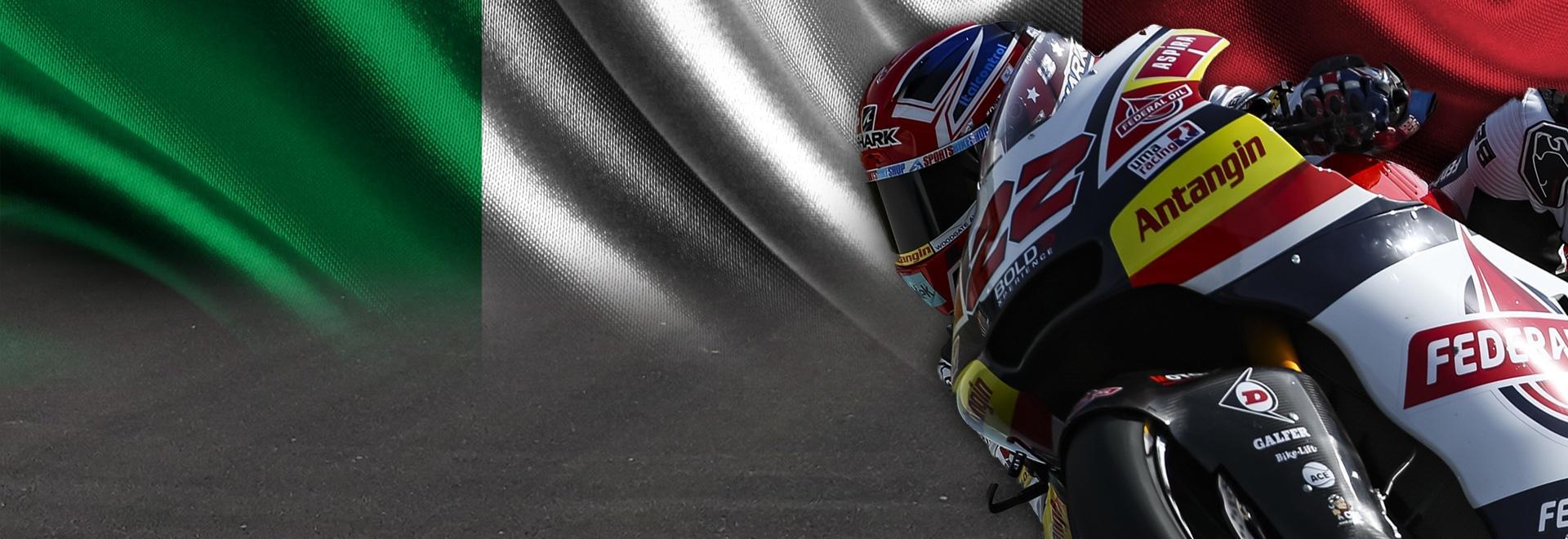 GP Italia. Gara