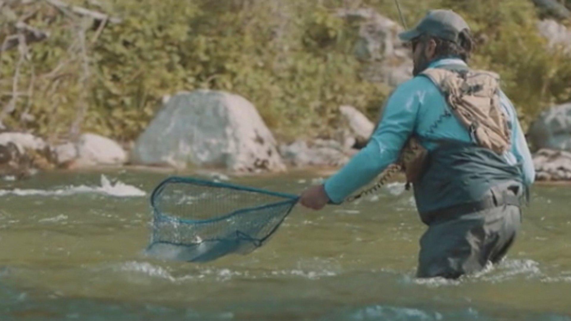 Caccia e PESCA Parliamo di pesca