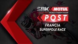 Francia Superpole Race